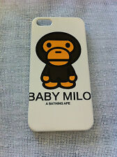 Baby Milo Cartoon Monkey Printed iPhone 5 5s Case for Apple