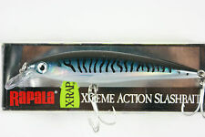 Rapala Saltwater X-Rap // SXR10SBM // Silver Blue Mackerel 10cm 13g Fishing Lure