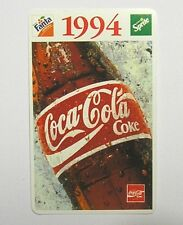 CALENDARIETTO TASCABILE / Pocket Calendar 1994 COCA COLA World Cup Usa (cm 10x6)