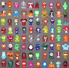 All 80 Gogos Crazy Bones Series 2 Evolution - Complete Set