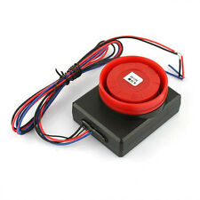 Motorcycle Security Vibration Sensor Alarm System Anti-theft Remote Controller