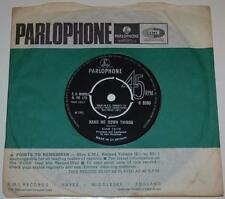 ADAM FAITH, HAND ME DOWN THINGS*TALK ABOUT LOVE, 1965, PARLOPHONE 5260, MINT/EX-