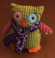 """Mary Meyer Tiny Colorful Owl Plush 5"""""""