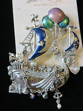 KIRKS FOLLY SHIP OF DREAMS PIN NWT #2