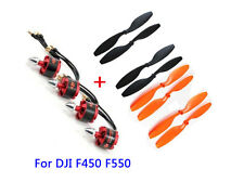 4x DJI 2212-920KV Brushless Motor &1045 Propeller for RC DJI F450/550 Quadcopter
