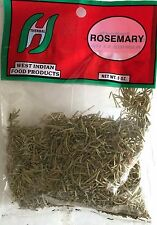Therbal West Indian Food Products Rosemary .75oz pack of 3