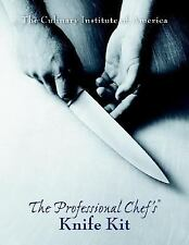 The Professional Chef's Knife Kit Culinary Institute of America