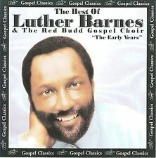 BARNES,LUTHER / SUNSET JUBI...-BEST OF THE EARLY YEARS CD NEW