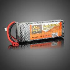 3S 5000mAh 30C Rechargeable Lipo Battery for RC Helicopter Airplane Car