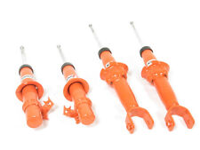 KONI STR.T (Orange) Shocks Struts Front & Rear 92-95 Honda Civic EG / Del Sol