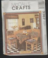Kitchen   Decorating Appliance Covers Chair Cushions Apron  Sewing Pattern