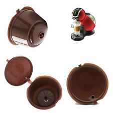 Brewers Reusable Healthy Cup Refill Coffee Capsules Filter for Dolce Gusto