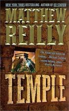 Temple by Matthew Reilly (2002, Paperback) FF1013