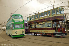 Original Photograph: Blackpool, England 717, 66 at Pleasure Beach (5 x 7)
