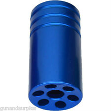 Ruger 10/22 22/45 Muzzle Brake Compensator Threaded 1/2-28 TPI 1022 BLUE  D4