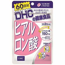 DHC Hyaluronic acid Supplement 60days(120 tablets)  Japan Free Shipping