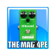 NEW! Maxon OD808 Overdrive Pedal