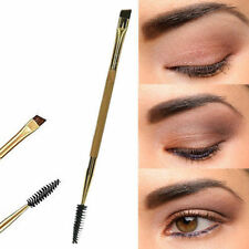 Eco Tools BAMBOO Makeup Double-Ended Brow Powder Brush Eye Liner Brushes Gift