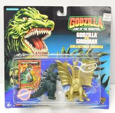 Godzilla Trendmasters King of the Monsters vs Ghidorah Action Figure Set