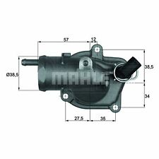 Integral Thermostat - MAHLE TI 31 92 - Quality MAHLE - Genuine UK Stock