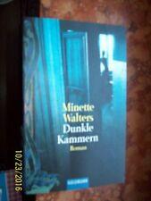 Dunkle Kammern von Minette Walters