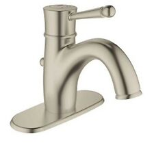 GROHE Wexford Single-Handle Centerset Lavatory Faucet  23 307 ENO Brushed Nickel