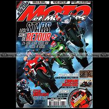 MOTO & MOTARDS N°73 HONDA CBR 125 1000 SUZUKI GSXR KAWASAKI ZX-10R Z 750 2004