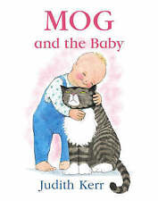 Judith Kerr - Preschool Story Book: MOG AND THE BABY - NEW