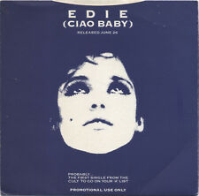 "THE CULT  ""EDIE (CIAO BABY) - RADIO EDIT c/w ALBUM VERSION""  DEMO  HARD ROCK"