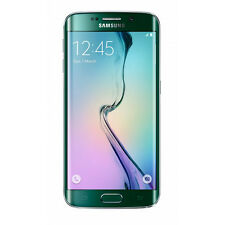 Samsung  Galaxy S6 Edge SM-G925F - 128GB - Green Emerald (T-Mobile) Smartphone