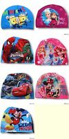 Badekappe Minions Frozen Cars Minnie Mickey Spiderman Princess Schwimmkappe