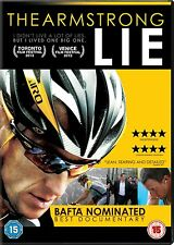 THE ARMSTRONG LIE DVD NEW LANCE CYCLING TOUR DE FRANCE