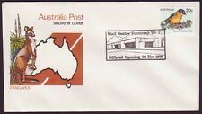 1979 MAIL CENTRE FOOTSCRAY (VIC) OFFICIAL OPENING COMMEMORATIVE CANCEL (RU0526)