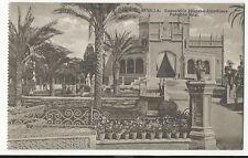 Spain - Sevilla/Seville, Exposición Hispano-Americana, Pabellón..- 1929 Postcard