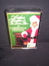 Arthur Fiedler & The Boston Pops A Christmas Festival Cassette Reader's Digest