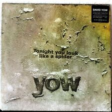 David Yow - Tonight You Look Like A Spider / LP incl. DL-Code (JNR116)