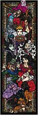Disney 456 pcs Villains Jigsaw Puzzle Stained Art Little Mermaid, Lion King more