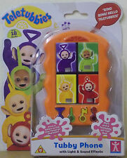 Teletubbies ~ Tubby Phone ~ With Light & Sound Effects