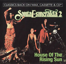 SANTA ESMERALDA - HOUSE OF THE RISING SUN U.S. CD 1994 4 TRACKS