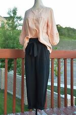 Sundance Catalog vintage inspired cotton top (Tenley Blouse),small, NWT, blush