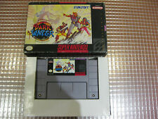 SNES THE PIRATES OF THE DARK WATER NTSC USA SUPER NINTENDO SUNSOFT