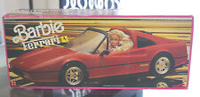 NIB Barbie Ferrari Car Red 1990