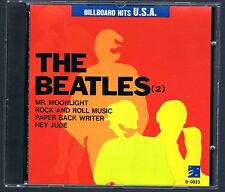 THE BEATLES BILLBOARD HITS U.S.A.  (2)  CD F. C.