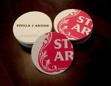 Stella Artois   Beer Coasters  Large Package Sleeve Of (125)