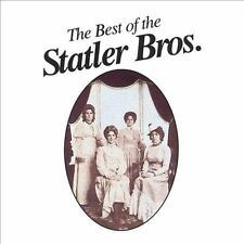 The Best of the Statler Brothers (CD, 1994) 11 Tracks Pictures Bed of Rose's