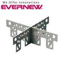 Evernew Titanium Cross Stand for Ti Alcohol Stove or DX Stand System - EBY253