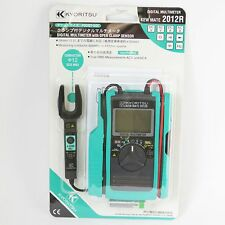 KYORITSU AC / DC Clamp with Digital Multimeter KEWMATE2012R With Tracking
