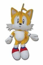 "NEW AUTHENTIC 7"" Tails Plush Doll (GE-7089) Classic Sonic GE Entertainment"