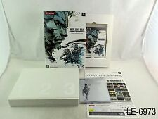 Metal Gear Solid HD Edition Premium Package Import Playstation 3 PS3 US Seller