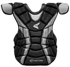 Easton Force Black/Silver Intermediate Chest Protector Typically Fits Ages 13-15